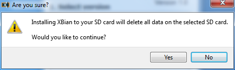 XBian Installer Windows 06